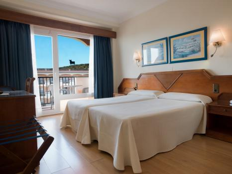 Foto di una camera da Hotel Monarque Fuengirola Park