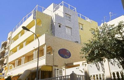 Exterior – Hotel Playasol Lei Ibiza - Adults Only
