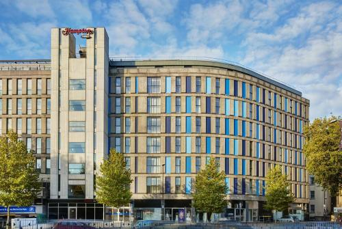 Exterior – Hampton by Hilton Bristol City Centre