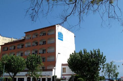 Foto del exterior de Hotel Comarruga Platja