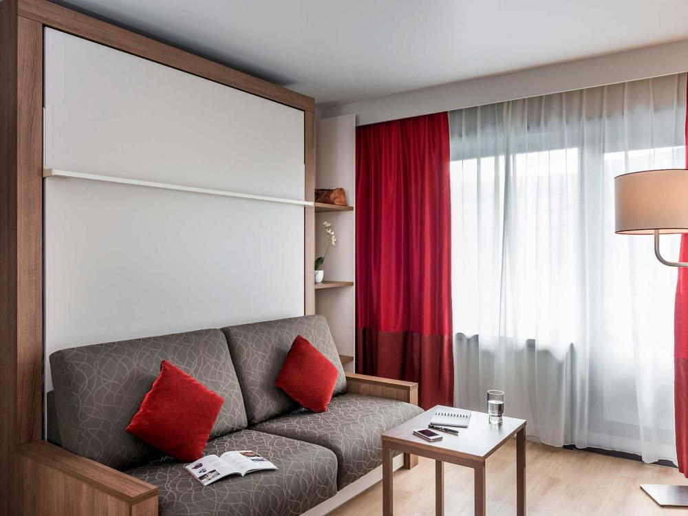 Aparthotel adagio paris bercy village par s for Adagio accor hotel