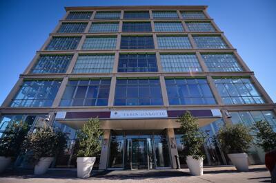 Foto del exterior de DoubleTree by Hilton Turin Lingotto