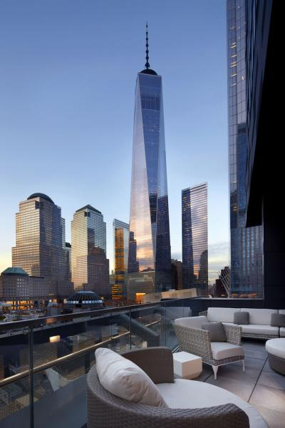 Exterior – Courtyard by Marriott New York Downtown Manhattan/World Trade Center Area