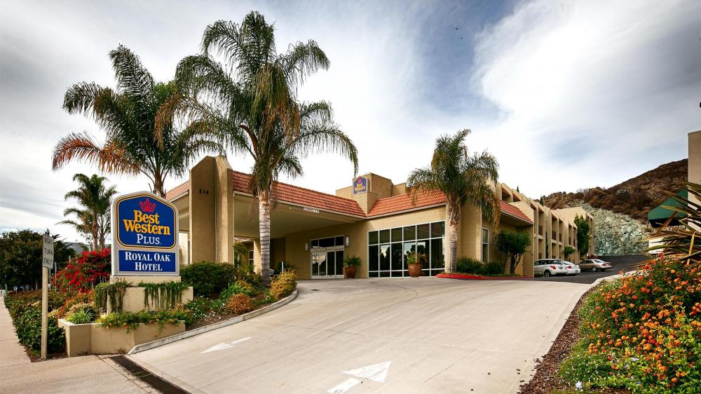 Hotel Best Western Plus Royal Oak, San Luis Obispo - Reserving.com