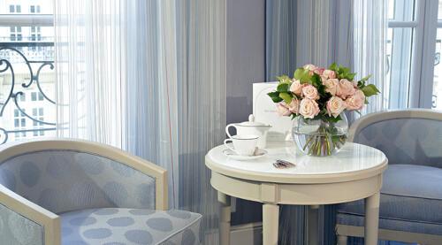 Foto de una habitación de Hotel Chateau Frontenac