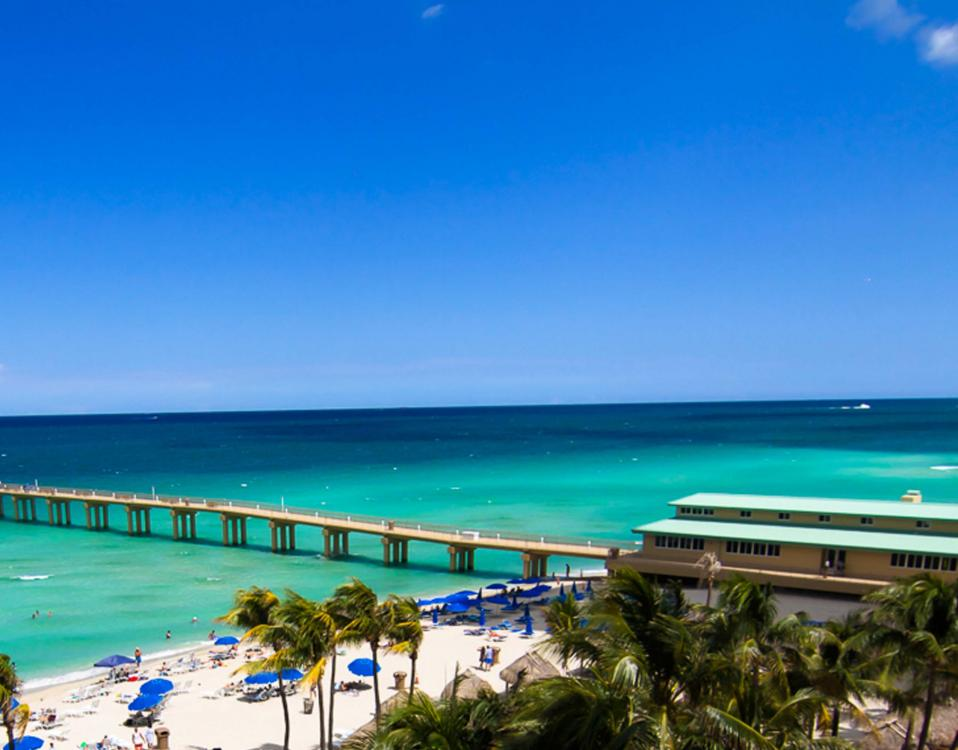 Hotel Newport Beachside Hotel & Resort, Sunny Isles Beach