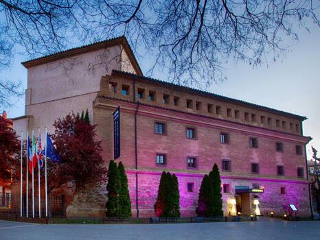 Foto del exterior de Hotel Monasterio Benedictino