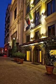 Foto del exterior de Hotel Palazzo Turchini