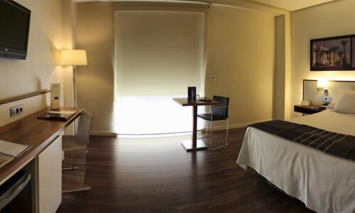 Zimmer - Hotel Primus Valencia