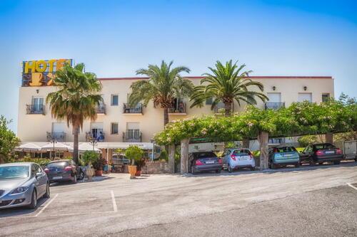 Foto del exterior de Hotel Al Andalus Nerja
