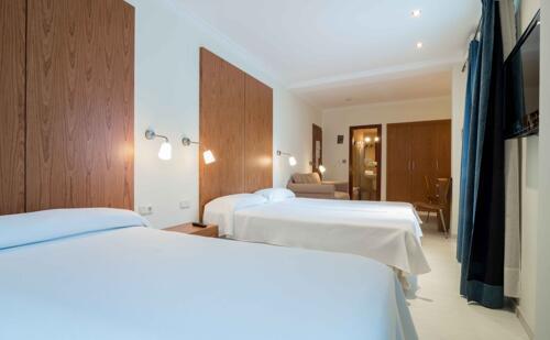 Zimmer - Hotel Costa Blanca