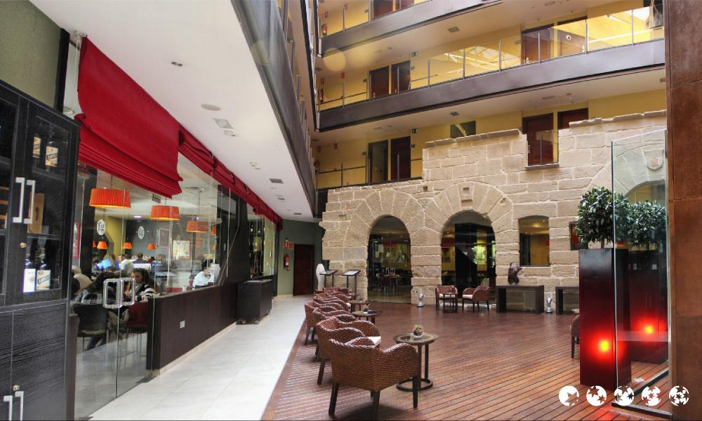 Hotel f g logro o logro o - Hotel las gaunas en logrono ...