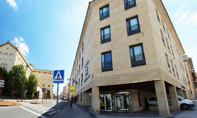 Außenansicht - Hotel F&G Logroño