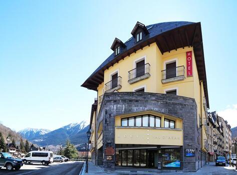 Außenansicht - Hotel Spa Acevi Val d'Aran