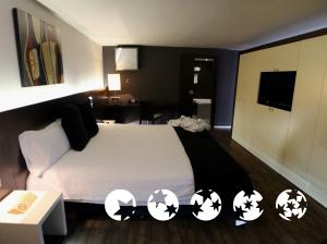 """Foto de una habitación de """"Hotel President"""""""