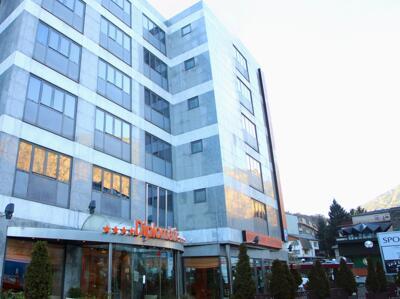 Foto del exterior de Zenit Diplomatic