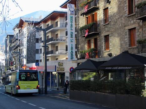 Foto del exterior de Hotel de L'Isard