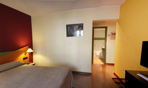 Foto de una habitación de Hotel de L'Isard