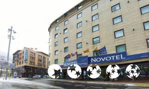"Foto del exterior de ""Hotel Novotel Andorra"""