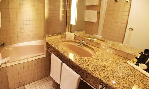 Foto del baño de Hotel Novotel Andorra