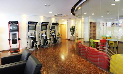 Foto de los servicios de Hotel Novotel Andorra