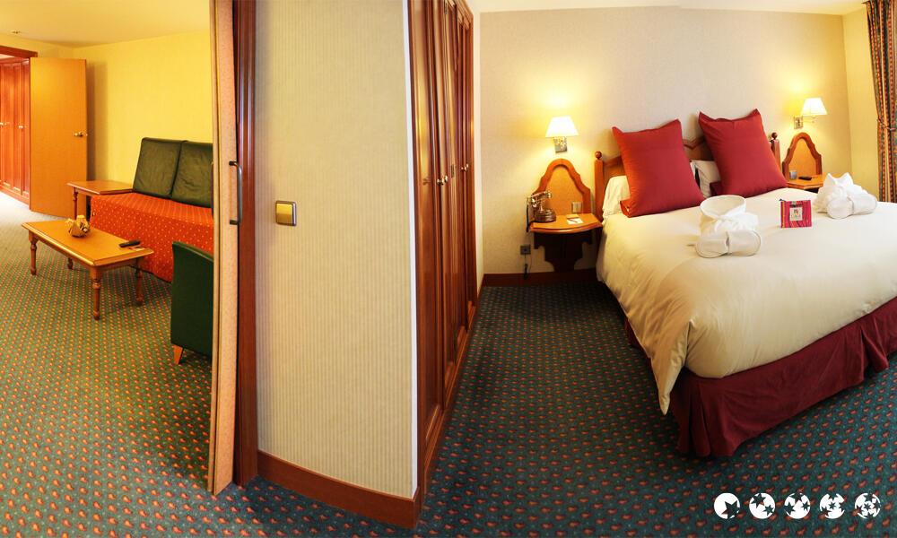 Hotel mercure andorra andorra la vella for Habitacion familiar andorra