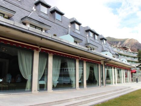 Foto del exterior de Andorra Park Hotel