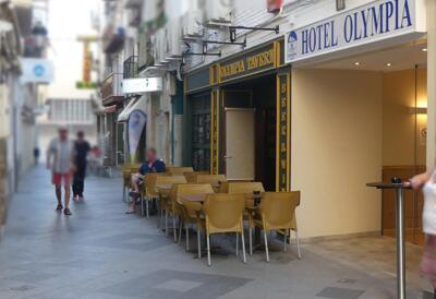 Foto del exterior de Hotel Benidorm City Olympia