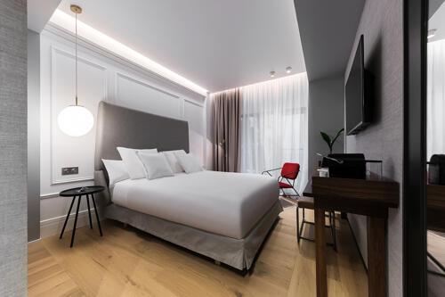 Zimmer - Hotel Riazor