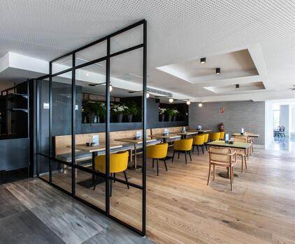 Restaurant - Hotel Riazor