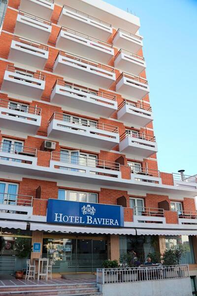 Außenansicht - Hotel Baviera