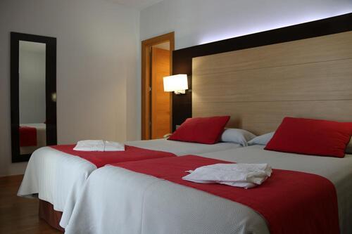Zimmer - Hotel Baviera