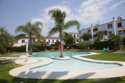 Foto del exterior de Ibersol Villas Villajardin