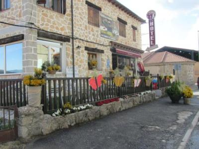 Foto del exterior de Hotel Galayos