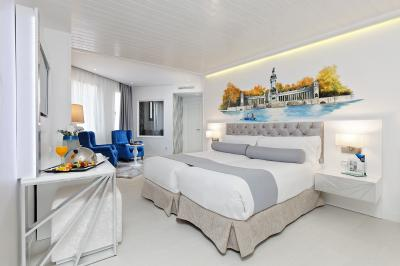 Room – Hotel Mayorazgo