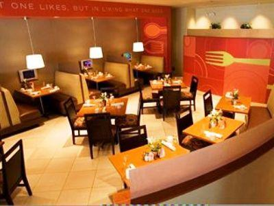 Foto do restaurante - Hotel Holiday Inn Newark Airport