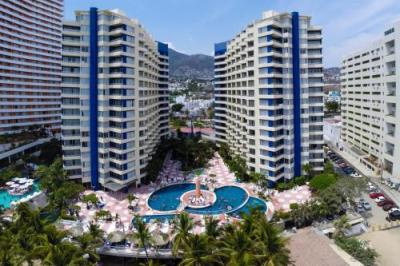 Foto do exterior - Hotel Playa Suites Acapulco