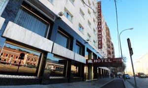 """Foto degli esterni """"City House Hotel Florida Norte By Faranda"""""""