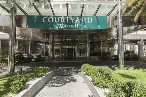 Foto do exterior - Courtyard by Marriott Madrid Princesa