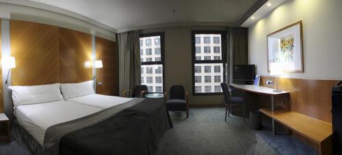Foto de una habitación de Exe Plaza