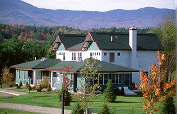 Exterior – Stoweflake Mountain Resort & Spa