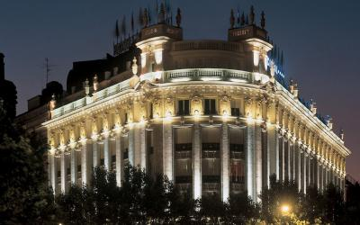 Foto do exterior - NH Madrid Nacional