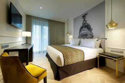 Quarto - Eurostars Madrid Gran Via