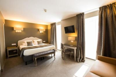 Room – Hotel le Lion D´Or