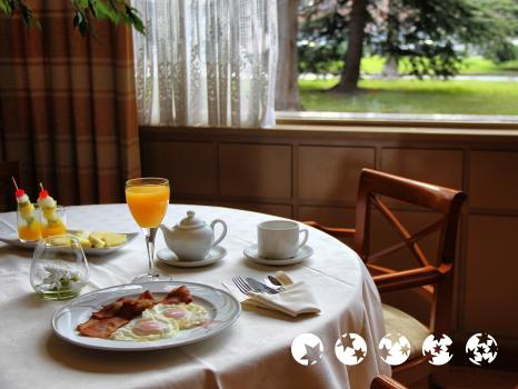 Dining – Hotel Blanca de Navarra