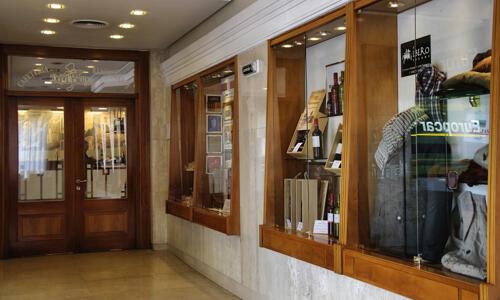 Facilities – Hotel Blanca de Navarra