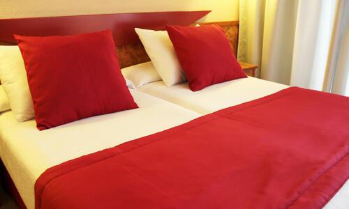 Foto de una habitación de Hotel Dorada Palace