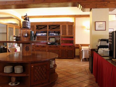 Foto area ristorante Hotel Bonavida