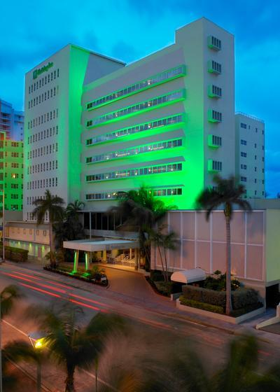 Hotel Holiday Inn Miami Beach Oceanfront, Miami Beach