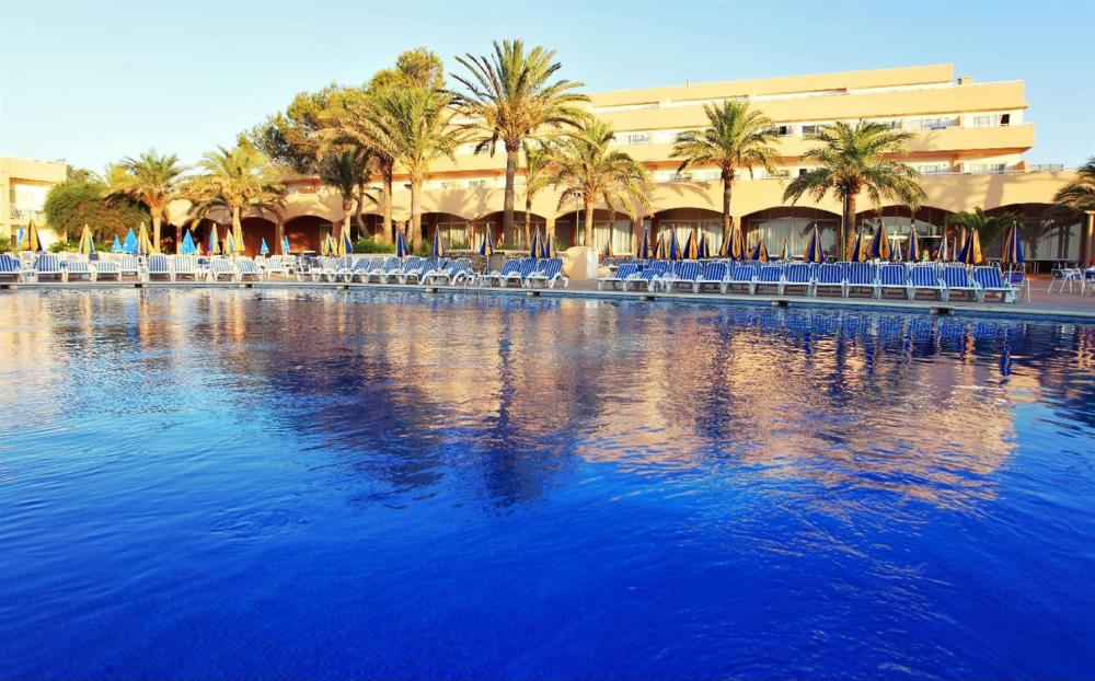 Hotel Sirenis Seaview Country Club, Port des Torrent